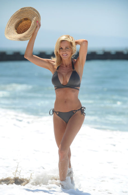 Real housewives camille grammer bikini consider