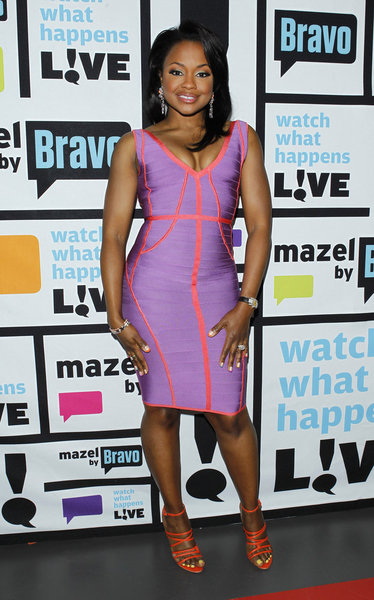 Phaedra Parks Body Measurements Phaedra parks is busy