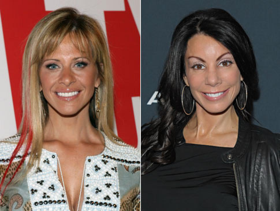 Danielle Staub Responds To Dina Manzo S Daughter Using Her